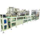 Automatic Compressor Motor Stator Production Assembly Line
