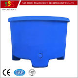 120L High Quality Fish Roto Molded Plastic Can Cooler Box