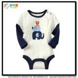 Animal Printing Baby Garment Round Neck Toddlers Bodysuits