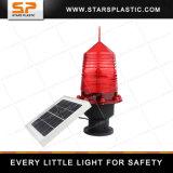 IP66 Ce Approved Solar Aviation Obstruction Marine Warning Light