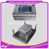 High Quality Plastic Crate Injection Mold