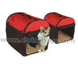 Two Color Pet House/Carrier Comfortable and Lovely