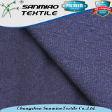 Changzhou Indigo Yarn Dyed Knitted Denim Single Jersey Fabric