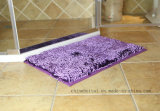 High Quality Shinny Chenille Polyester Floor Mat