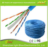 23AWG Oxygen Free Copper 305m Network Cable CAT6 UTP Cable