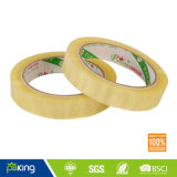 Yellowish Paper Core BOPP Adhesive School Stationery Tape