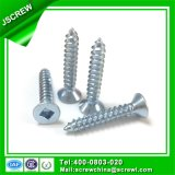 8#*25 Square Drive Hardware Self Tapping Screw