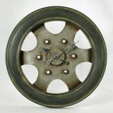 Tire Metal Wall Clock with High Quality