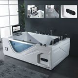 Indoor 2 People SPA Double Massage Bathtub