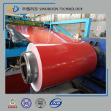 PPGI Prepainted Galvanized Steel in Sheet Coil with Ral Color