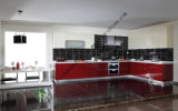 Customized Design High Gloss Acrylic Kitchen Cabinet (zs-235)