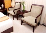 5 Star Chinese Wooden Hotel Furniture (LX-TFA003)
