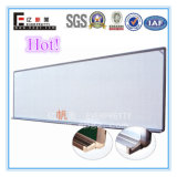 School Classroom Chalk Whiteboard, Whiteboard for School Used Picture, Aluminium Frame Whiteboard