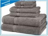 100% Premium Cotton 6PCS Towel Set