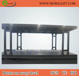 Double Deck Hydraulic Auto Car Parking Lift for Garage Use