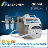Qd600 Pneumatic Motor Drive Explosion Proof Peristaltic Pump