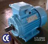 2.2kw/3HP, 1500rpm~4 Pole, 230/400V 3pH Electric Motor