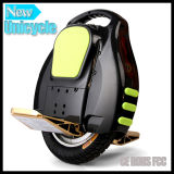 Electronic Electronial One Wheel Self Balance Balancing Scooter with Bluetooth and Color Lights
