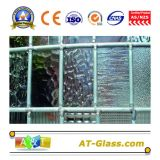 3~8mm Clear Patterned Glass Furniture Glass Window Glass