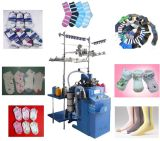 3-3/4 Plain & Terry Dual-Use Socks Knitting Machine