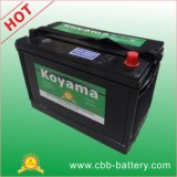 12V100ah Premium Quality Koyama Mf Vehicle Battery Bci 31A-800mf
