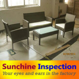 Rattan Furniture Quality Inspection Service / Professional Quality Control Services in China