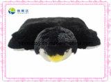 Black Penguin Cheap Plush Pillow Cushion (XDT-0174)