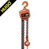 Hand Chain Pulley Hoists with G80 Chain Munaul Block