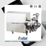Stainless Steel Food Liquid Centrifugal Pump with Open Impeller