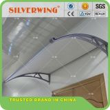 Waterproof Polycarbonate Sheet Canopy Awning Rain Cover for Window Door