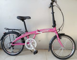 Best Price High-Quality Folding Bike, Folding Bicycle (GF-FD-B001)