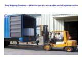 Consolidate Logistics About Trucking/Warehousing/Pickingup/Cargo Checking/Customs Clearence Service (E016)