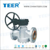 Cast Steel/Forged Steel Lubricated Plug Valve