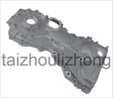1022 1027 ADC12 OEM Customized Aluminium Alloy Auto Parts Die Casting Parts for Oil Pump with CNC Machining