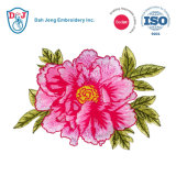 Embroidery Patch- Peony