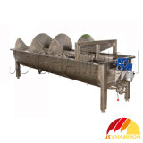 Chicken Feet Pre Cooling Machine for Chicken Feet Processing Line