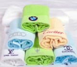 Hotel Cotton Towel with Embroidery Customized Logo (DPH7726)