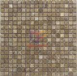 Light Emperador Marble Stone Mosaic (CFS975)