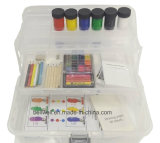 Acrylic Paint Set 106 PCS Art Set Colouring Set