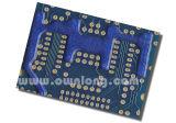 Fr-4 Blue Gum Printed Circuit PCBA Borad (S-011)