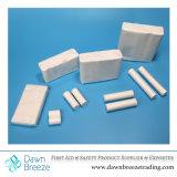 White Open Woven Cotton Bandage