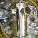 Stainless Steel Sanitary Customerised Cross Piece