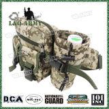 Adjustable Universal Camo Waist Bag with Bottle Holder