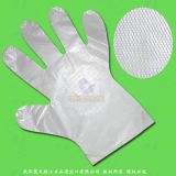 Plastic/Polyethylene/Poly/HDPE/LDPE/CPE/PE Disposable Gloves for Medical & Surgical Sectors