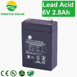 6V 2.3ah 3ah Rechargeable Lead Acid Battery