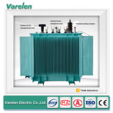 11kv 33kv Power Distribution Transformer Electric Steel Pole