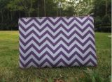 Wholesale Wavy PVC Zipper Pencil Bag, Office Supplies, Student Stationery