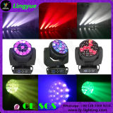 19X15W DMX Stage LED Beam DJ Disco Bee Eye Moving Head Light