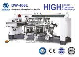 Automatic 4-Rows Boring Machine for Wood Drilling