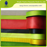 Friendly Woven Striped Nylon Webbing for Luggage Bags